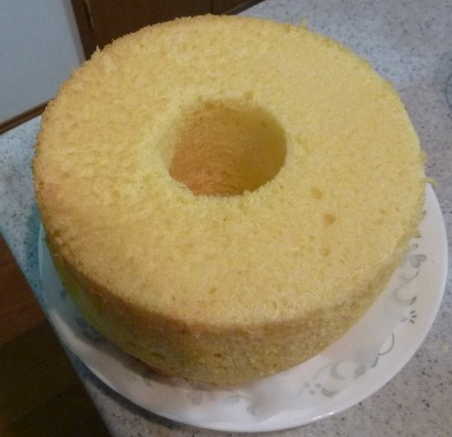 Seriously Simple Just-Mix Chiffon Cake