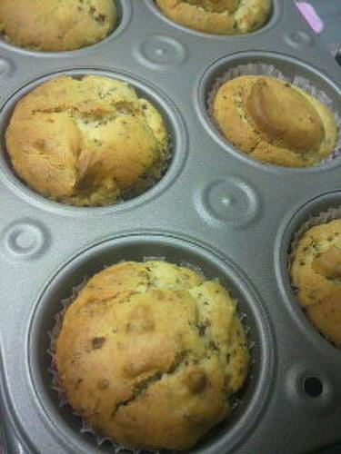 Super-Easy Maple Muffins