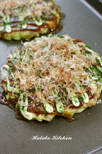 Easy and Delicious! Kansai-style Fluffy Okonomiyaki