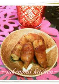 Meat-Wrapped Potato Teriyaki
