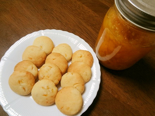 Hand-kneaded Yuzu Tea Cookies