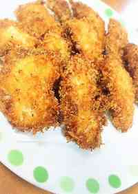Tender Fried Chicken Breast with Mayonnaise and Soy Sauce