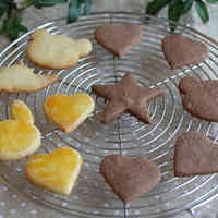 Crispy and Delicious Cut-Out Cookies