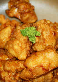 Juicy Nakatsu-style Fried Chicken
