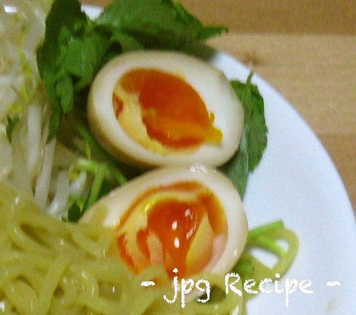 Soft-Boiled Eggs (Marinated) for Your Ramen Noodles
