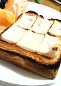 Kinako Mochi Toast