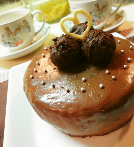 Rich Chocolate Ganache