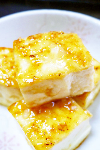 Shio-Koji Teriyaki with Firm Tofu