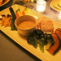 Bagna Cauda Anchovy Sauce