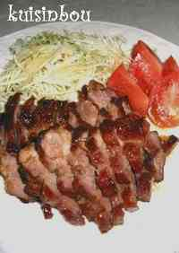 Absolutely Delicious! Authentic Char Siu