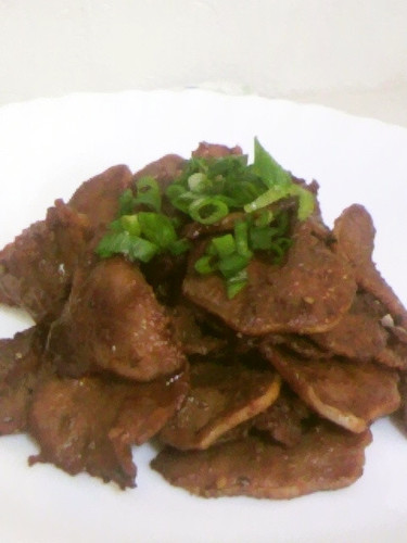 5 Minute Yakiniku (Grilled Meat)
