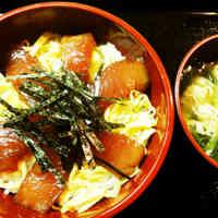 Marinated Tuna Rice Bowl