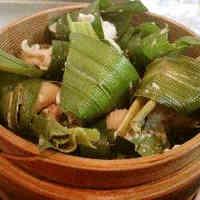 Gai Hor Bai Toey (Thai Pandan-Wrapped Chicken)
