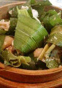 Gai Hor Bai Toey (Thai Pandan-Wrapped Chicken)