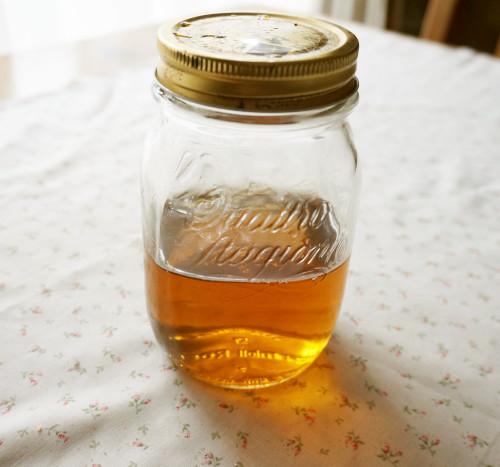 Easy Sushi Vinegar for Storing