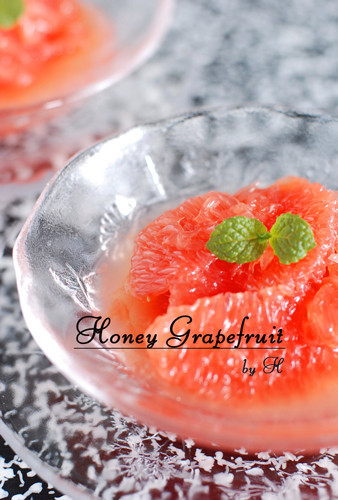 Honey Grapefruit