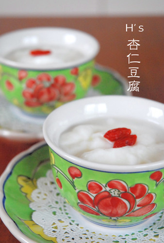Almond Jelly for Adults