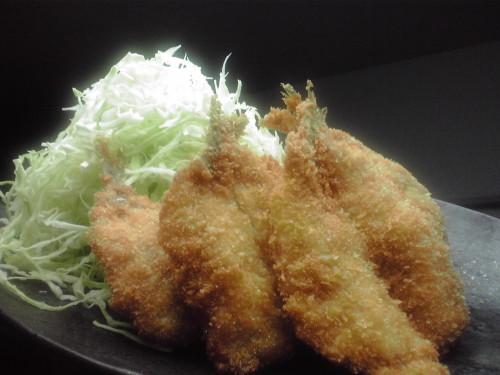 Crispy Deep-Fried Sardines