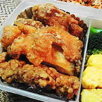 Youlinji - Chinese Deep-fried Chicken for Bento