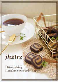 Slightly Bitter Chocolate & Coffee Cookies