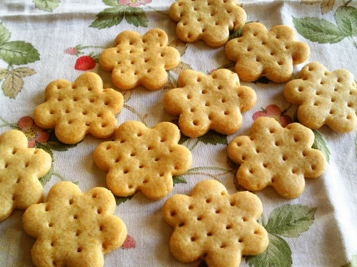 Oil-Free! Honey Biscuits