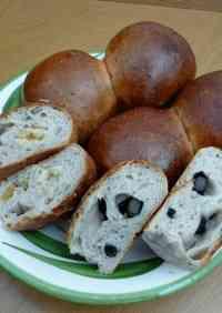 Jasmine Tea Bread Rolls
