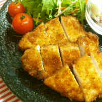 Simple Breading Tender Chicken Breast Cutlets