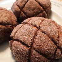 Cocoa Melon Bread