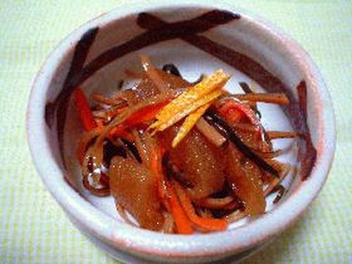 Pickled Matsumae