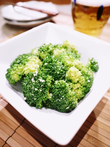 Broccoli with Shio-Koji and Lemon