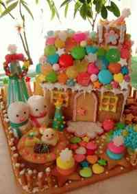Candy House - Colorful Version