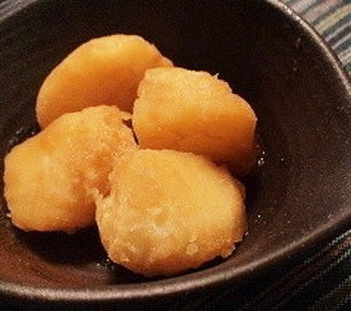 Simmered Potatoes