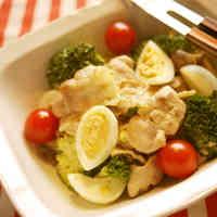 With Pork A Side Dish Treat Deli Salad