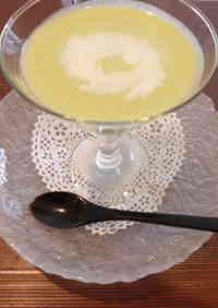 Cold Edamame Soup