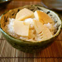 Basic Bamboo Shoot Rice