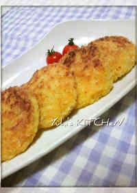 Sublime Non-Fried Creamed Corn Tofu Croquettes
