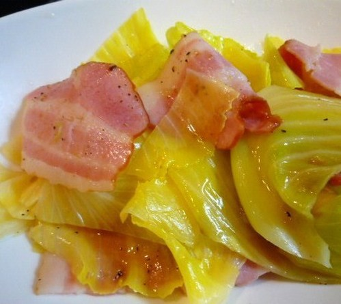 Meltingly Soft Simmered Cabbage