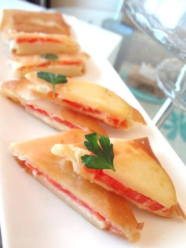 Veggie and Italian Spring Rolls For Vegans