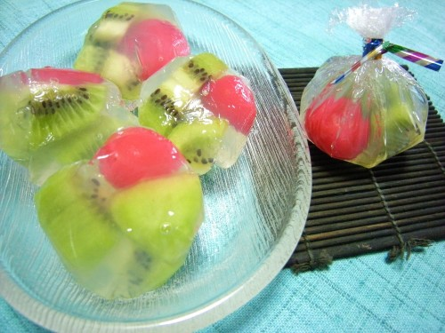 Jellied Fruit Ball (Cherry Blossom Viewing or Sports Day)