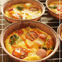 Spanish Omelettes For Hanami (Cherry Blossom Viewing) Bento or Breakfast