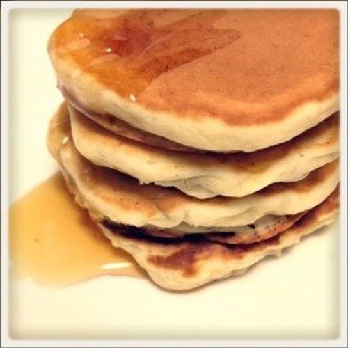 Egg-free! Banana Pancakes