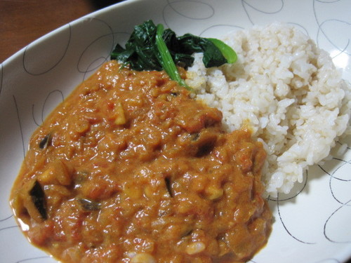 Healthy Authentic Vegetable ✿ Indian Curry