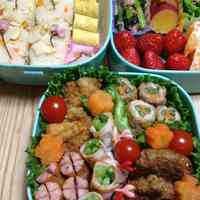 Cherry Blossom Viewing Bento