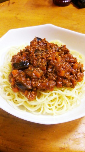 Easy Meat Sauce with Ketchup