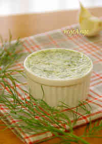 Fennel Butter with Fresh Fennel