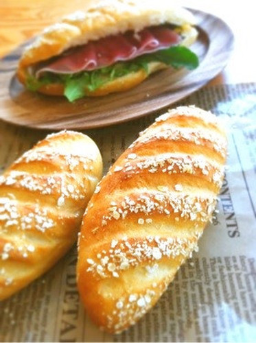 Soft Buns for Sandwiches