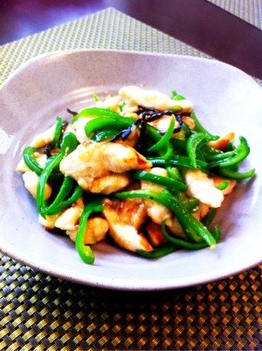 With Shio-Koji! Tender and Flavorful Stir Fried Chicken Breast