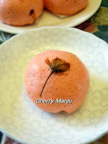 Sakura (Cherry Blossom) Manju