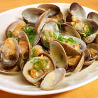 Manila Clams Steamed With Soy Sauce and Butter You May Run Out of Rice ...