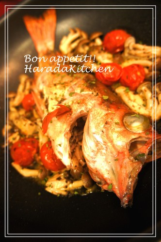 Easy 10-Minute Black Rockfish Acqua Pazza